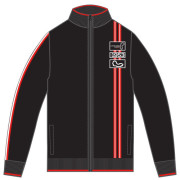 Albert PArk Men's Retro Track Top