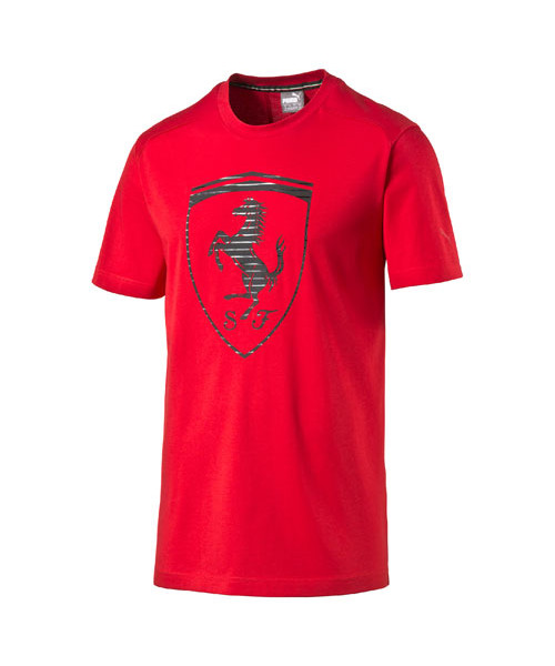 Ferrari_Big_Shield_Tee_Red