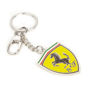 Ferrari_Metal_Shield_Key_Ring