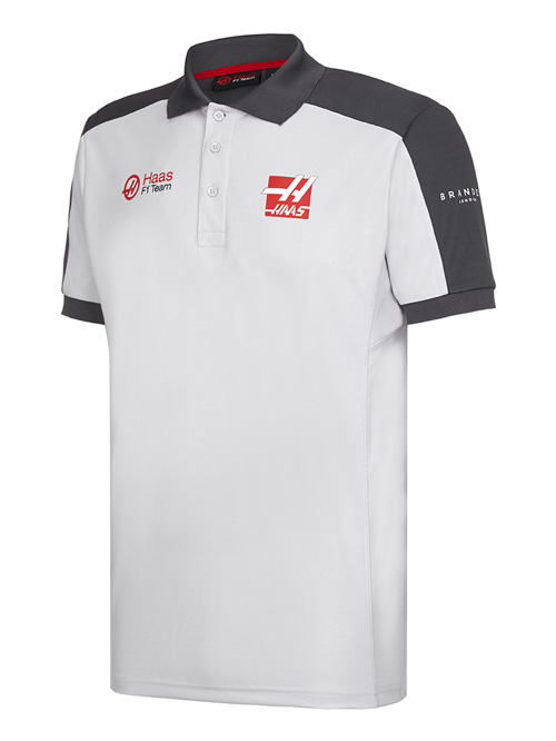 Haas_Replica_Team_Polo_Mens