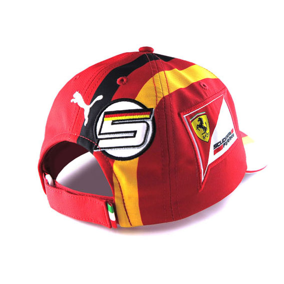 cap ferrari f1 team wear 2015 teamwear scuderia baseball