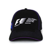 FOE17H-064-AUSTRALIAN-FORMULA-1-GP-BLACK-PURPLE-EVENT-CAP