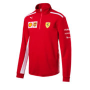 76236701_SF_TEAM_HALF_ZIP_FLEECE_ROSSO_CORSA