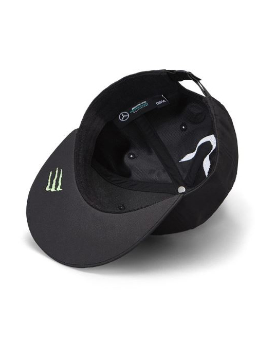 141191045100000_MAMGP_LEWIS_DRIVER_FLATPEAK_CAP_BLACK_UV