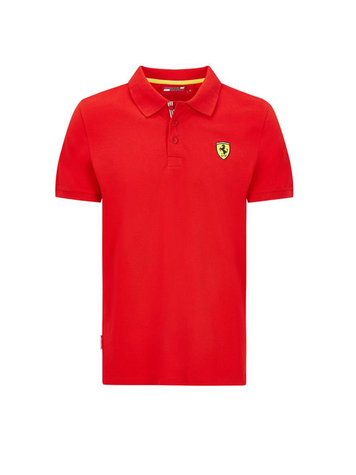 130101049600_FERRARI_FW_MENS_CLASSIC_POLO_RED