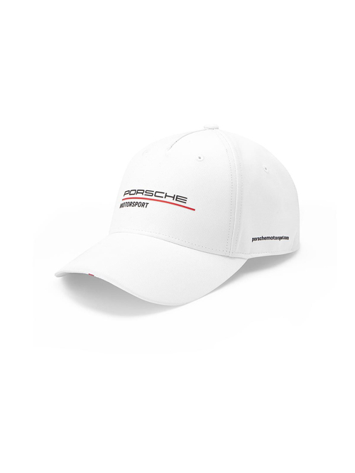 304491001200000_PORSCHE_MOTORSPORT_TEAM_ADULTS_BASEBALL_CAP_WHITE.jpg