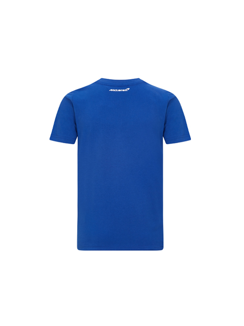 701202323001-MCLAREN-FANWEAR-DANIEL-RICCIARDO-KIDS-TEE-BLUE-BV