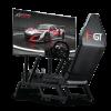 Next Level Racing F-GT Formula & GT Simulator Cockpit- Matte Black – image 2