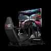 Next Level Racing F-GT Formula & GT Simulator Cockpit- Matte Black – image 3