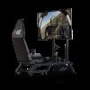Next Level Racing F-GT Formula & GT Simulator Cockpit- Matte Black – image 4