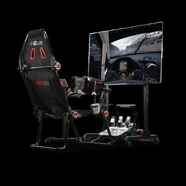 Next Level Racing F-GT Lite – Formula and GT Racing Cockpit – image 8