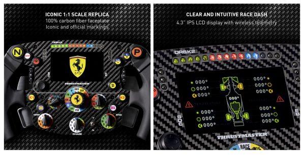 Thrustmaster SF1000 Ferrari Formula Wheel Add-On – image 7