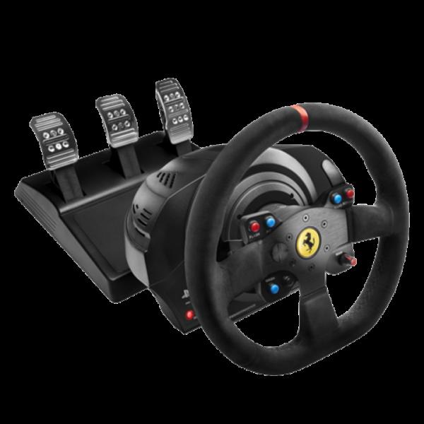Thrustmaster T300 Ferrari Integral Racing Wheel Alcantara Edition – image 1